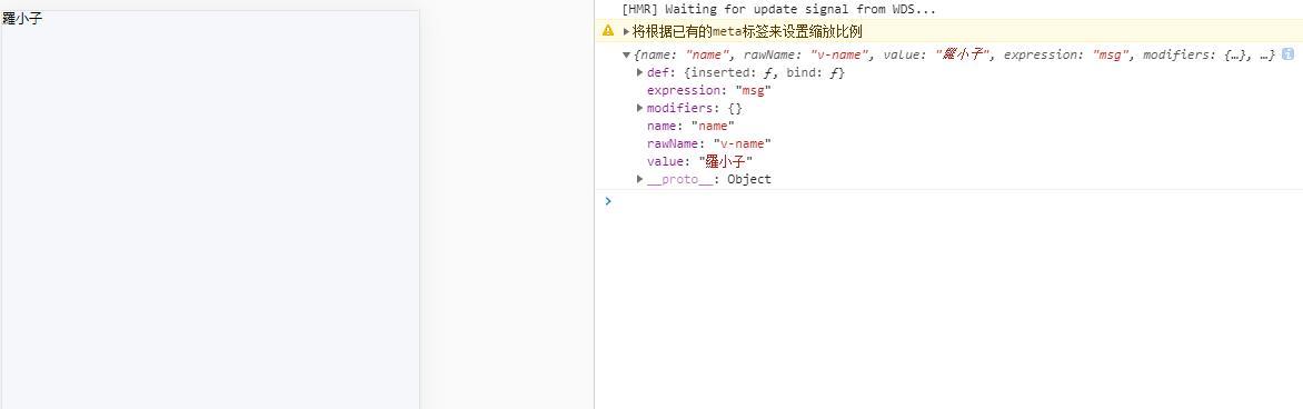 Vue.js自定义指令使用
